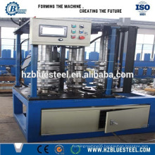 Metal Aluminium Bemo Tapered Roof Roll Forming Machine with curving machine