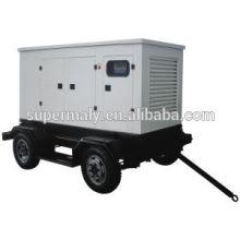Trailer Silent Generator Set (20kW-500kW) for sale