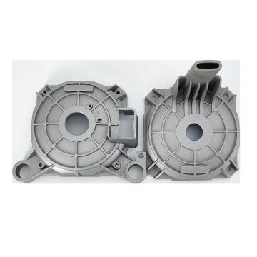 Pièces moulées sous pression en aluminium Machine à laver Couvercle du moteur