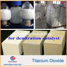 Para Denitration Catalyst Pigmento Blanco TiO2 (ELT-C)