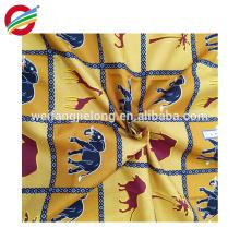 Nuevo diseño 100% algodón tela africana de la impresión de la cera para la venta