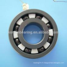 Matériau Si3N4 6204 6205 6304 roulement à billes en céramique