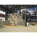 Machine de fabrication de MDF
