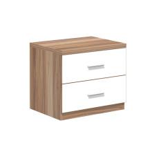 Wooden Nightstand White Bedroom Furniture