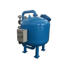 Filtro de arena de lavado de espalda automático multimedia para tratamiento de aguas residuales