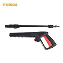 Low Pressure Car Spray Foam Gun / Short Cleaning Water Gun With Extension