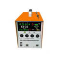 10W Mini LCD solar home-Beleuchtungs-kit
