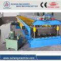 High Strength Steel Deck Floor Roll Forming Machine