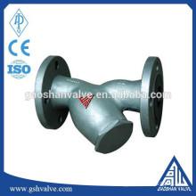 cast steel y strainer