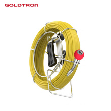 GOLDTRON Waterproof 23MM Camera Head 20M Sewer Pipe Inspection System With   7inch DVR Sewer Inspection Camera