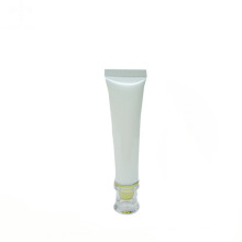 plastic tube for cosmetics packaging metal cosmetic eye cream white soft tubes