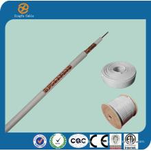 Câble coaxial de télévision en circuit fermé 5D-Fb fabriqué en Chine