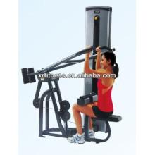 Novos produtos / aparelho de ginástica fitness Pulldown / alta polia 9A002