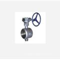 fully welded butterfly valve dn1000