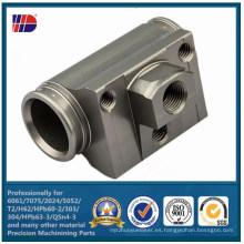 Fabricante de componente girado auto de las piezas de alta precisión de China