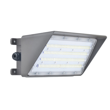 Luminaria de montaje en pared de Led Led ajustable de 55W