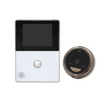 Haut caméras vidéo sonnettes sans fil intelligentes avec système d'interphone d'appel de mouvement de pir