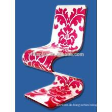 Acryl Esstisch und Acryl Stuhl