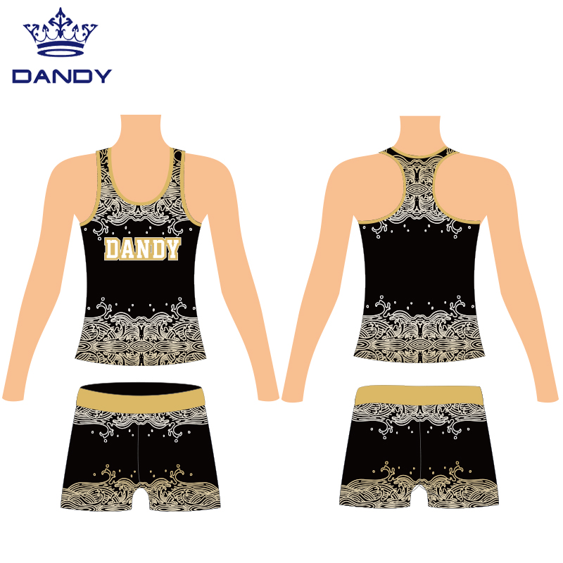 gtm cheer uniform