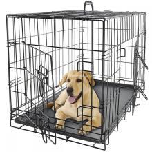 Metal Wire Dog Kennel
