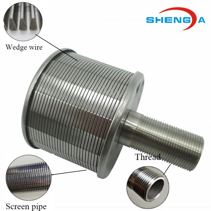 SS304 OD 53mm water filter nozzle 4