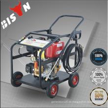BISON CHINA TaiZhou Multi Power Diesel Engine Lavadora de Alta Presión HONDA