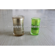 20g 50g Round Waist Double Acrylic Cream Jar For Packaging