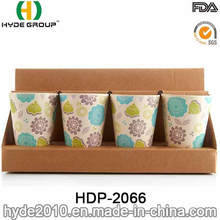 2016 Popular Eco-Friendly Bamboo Fiber Eco Cup (HDP-2066)
