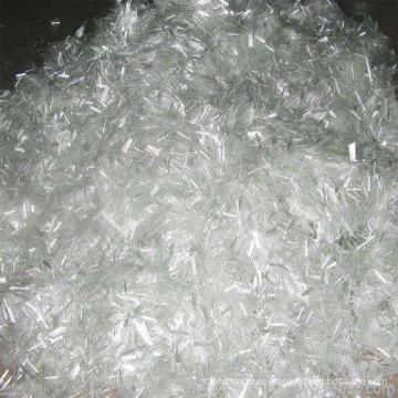 E-Glas Chopped Strand Glasfaser