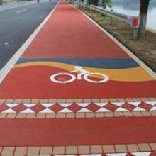 Traffic Colorful Resin Road