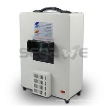 Sistema de diagnóstico de la piel de la caja portátil Analizador de escáner Detector de la cara de espejo mágico UV