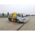 Dongfeng stainless steel body kitchen garbage truck