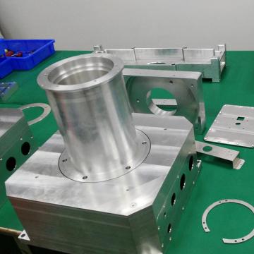 CNC Machining Large Aluminum Parts