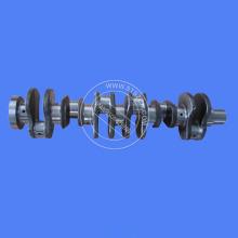 Cigüeñal del motor S6D155 6127-31-1012