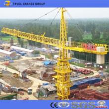 Grúa de torre Qtz63 5610 del fabricante de grúa de torre China