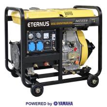 Powerful 4kVA Three Phase Generator (BM6500EW)