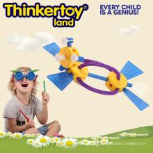 Les meilleurs blocs de construction de jouets éducatifs pour 3-6 enfants