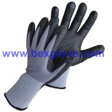 Micro-Foam Nitrile Glove