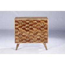 El mejor cofre de madera moderno del cajón de la calidad para la venta