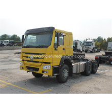 Sinotruk Zz4257n3247c1 HOWO 6X4 Tractor Truck Semi-Trailer Head for Sale