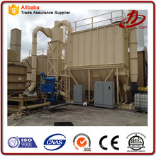 Impulse dust collector dust extraction filters
