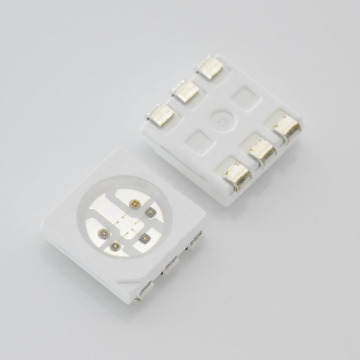 Multi-longueur d'onde LED infrarouge SMD LED 5050 5 puces