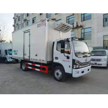 Dongfeng 5.1m Refrigerator Cargo Ice Cream Truck
