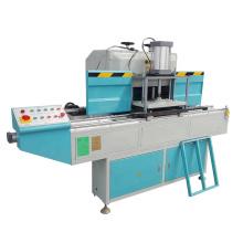 CNC aluminium mullion profile milling machine