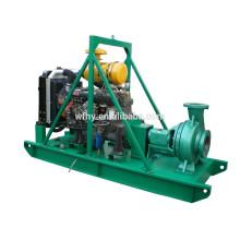 Conjunto de Bomba de Água com Motor Diesel Refrigerado a Água