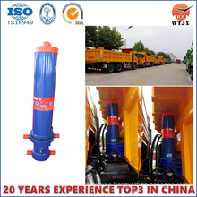 Dump Truck Front End Hydraulic Cylinder with TS16949
