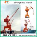 Heavy Duty Port Crane Lifting Portal Crane Equipment Portable Crane