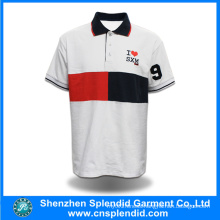 Men Cotton Polo Shirt Factory Direct Clothing Wholesale