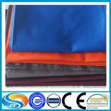 Tecido de algodão de poliéster de alta qualidade para tecido uniforme escolar