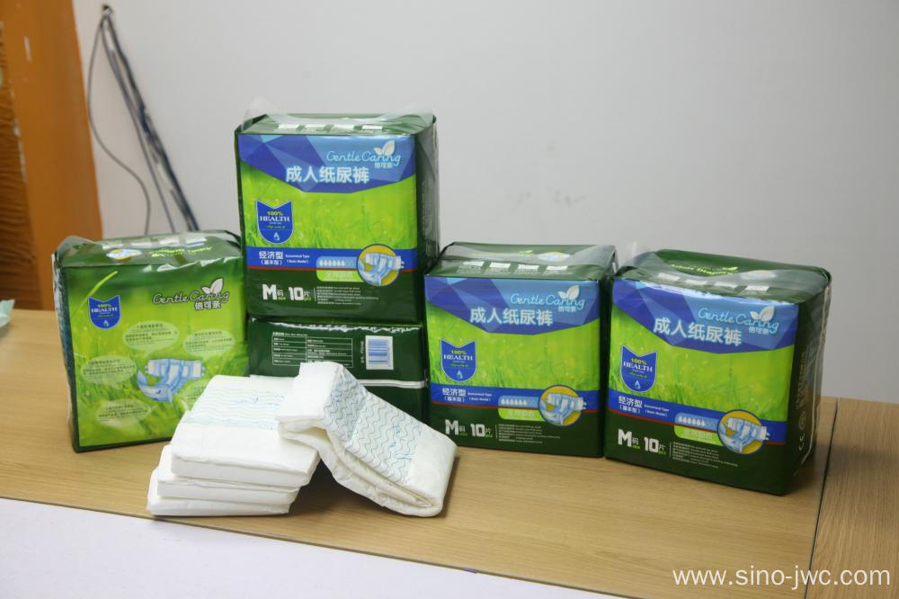 Economical Type Adult Diaper